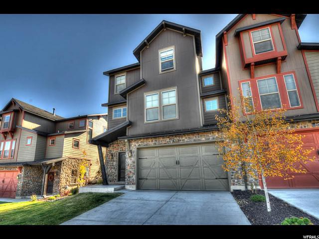 825 W Abigail Dr, Kamas, UT 84036 (MLS #1619884) :: High Country Properties