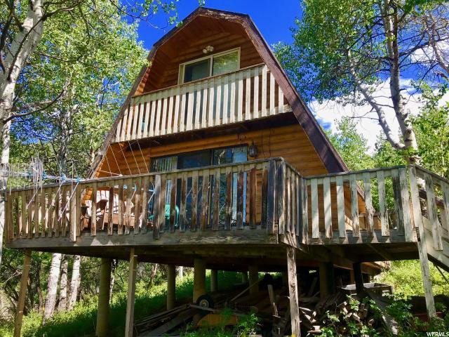 38 Moose Holw #38, Oakley, UT 84055 (MLS #1619895) :: High Country Properties