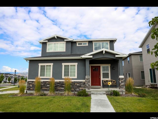 588 W Koins Way, Bluffdale, UT 84065 (#1619947) :: Colemere Realty Associates