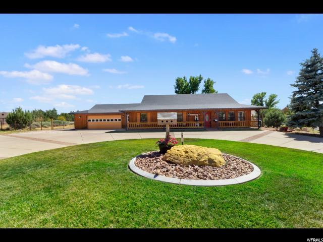 797 Wild Herb Rd, Dammeron Valley, UT 84783 (#1620029) :: The Canovo Group
