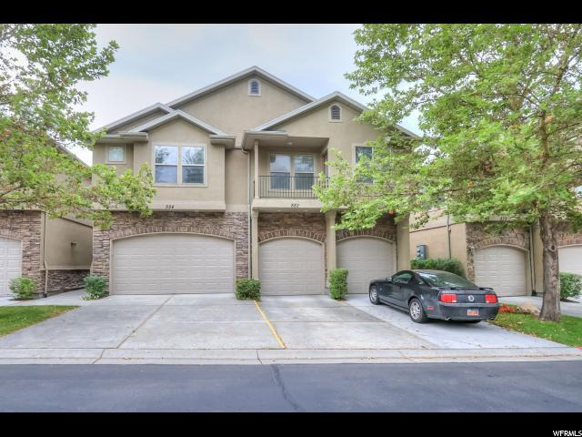 882 E Red Sage Ln, Murray, UT 84107 (#1620069) :: goBE Realty