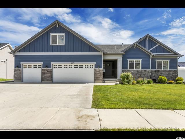 6471 S Silhouette Ln, West Valley City, UT 84081 (#1620109) :: Exit Realty Success