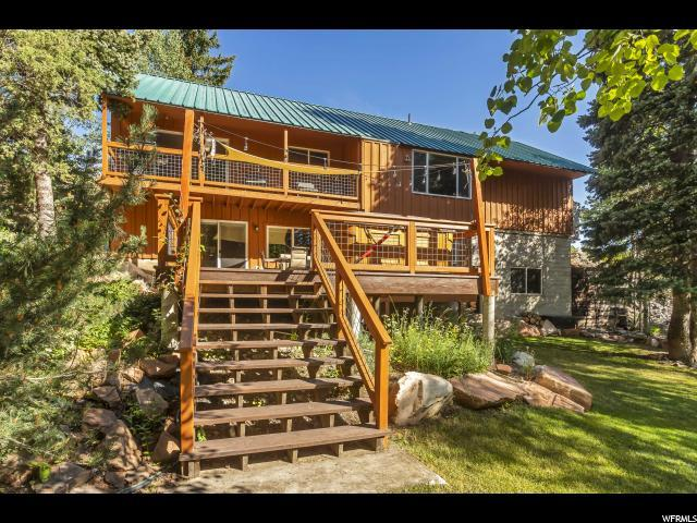 375 Parkview Dr, Park City, UT 84098 (MLS #1620203) :: High Country Properties