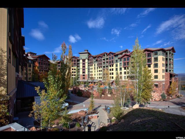 3855 N Grand Summit Dr #346, Park City, UT 84098 (MLS #1620259) :: High Country Properties