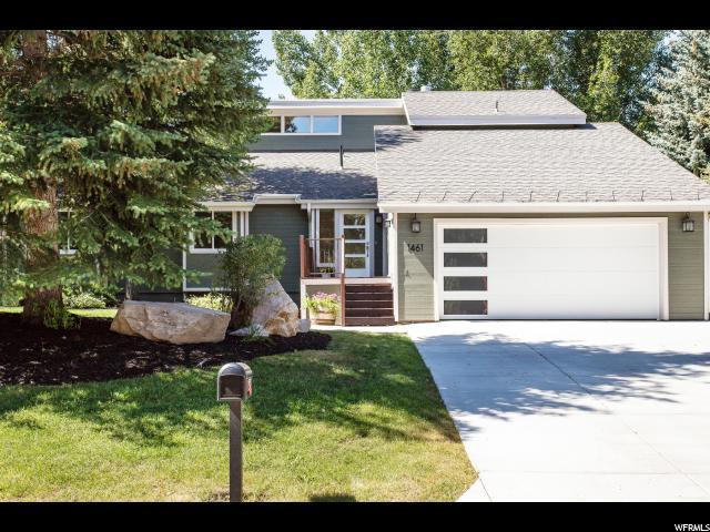 1461 W Willow Loop, Park City, UT 84098 (MLS #1620271) :: High Country Properties