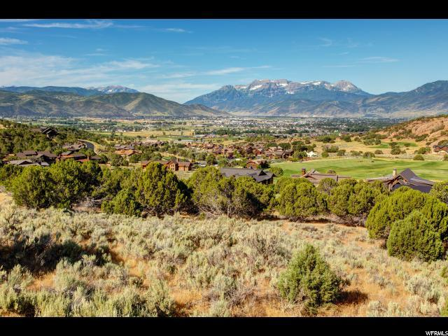 595 N Ibapah Peak Dr, Heber City, UT 84032 (#1620272) :: The Fields Team
