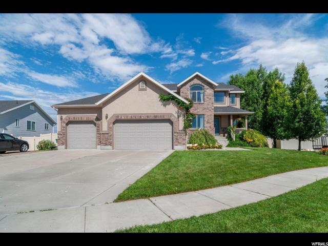 1480 N 4300 W, West Point, UT 84015 (#1620304) :: Doxey Real Estate Group
