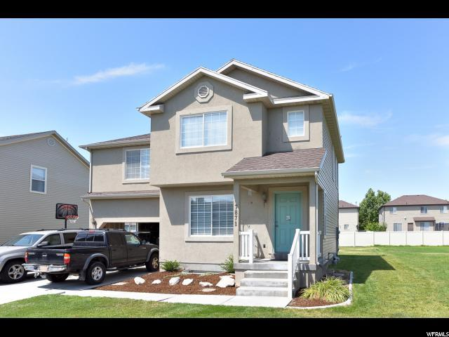 7871 N Vista View Dr E, Eagle Mountain, UT 84005 (#1620305) :: Exit Realty Success
