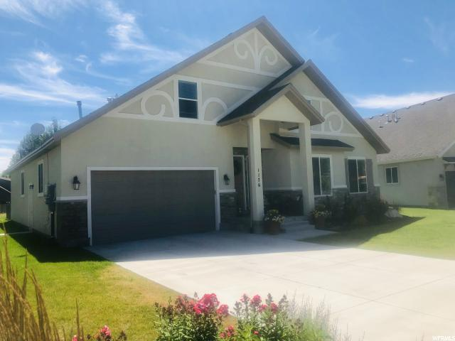 1176 N Canyon View Rd W, Midway, UT 84049 (MLS #1620378) :: High Country Properties