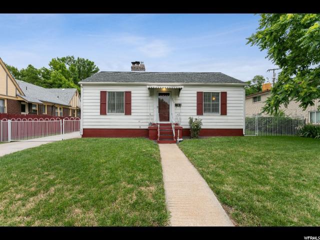 955 E Garfield Ave S, Salt Lake City, UT 84105 (#1620392) :: Pearson & Associates Real Estate