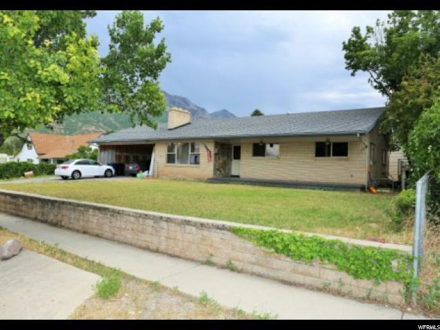 174 E Main, Santaquin, UT 84655 (#1620397) :: Red Sign Team