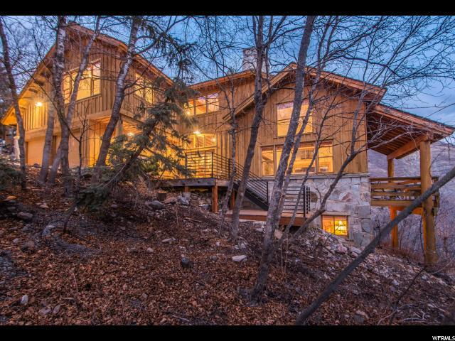 8885 Timphaven Rd, Sundance, UT 84604 (#1620443) :: Colemere Realty Associates