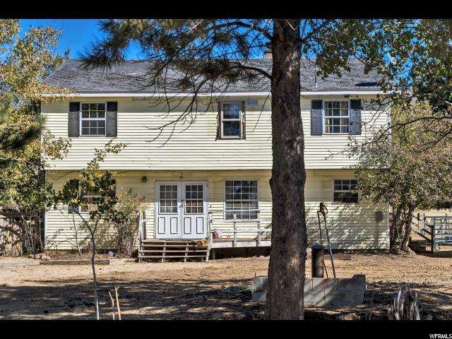 1303 E 2950 S, Francis, UT 84036 (MLS #1620492) :: High Country Properties