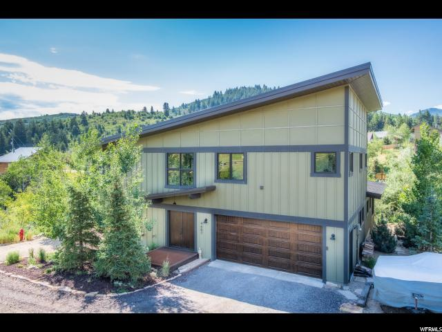 4607 Balsam Dr, Summit Park, UT 84098 (MLS #1620610) :: High Country Properties