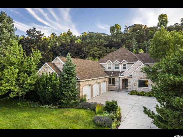 6822 S Vista Grande, Cottonwood Heights, UT 84121 (#1620707) :: goBE Realty