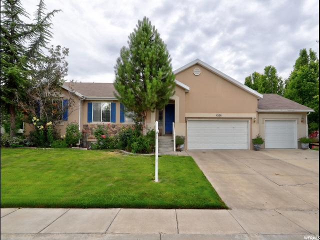 4308 W Lakeview Dr N, Cedar Hills, UT 84062 (#1620757) :: Red Sign Team