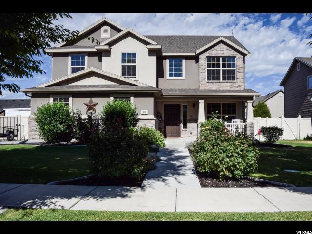 229 N 600 W, Springville, UT 84663 (#1620873) :: goBE Realty