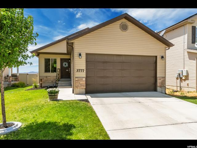 3777 N Tumwater West Dr W, Eagle Mountain, UT 84005 (#1620909) :: Colemere Realty Associates
