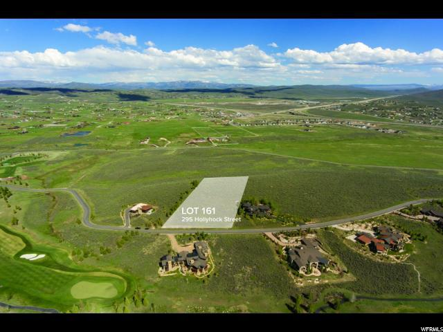 295 Hollyhock St, Park City, UT 84098 (#1620964) :: The Canovo Group