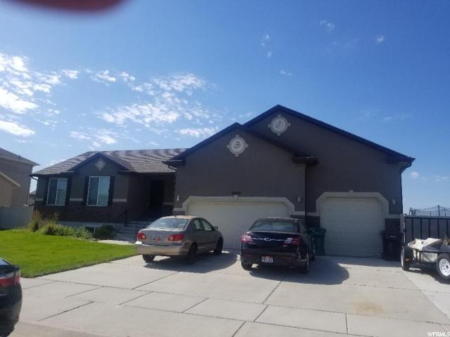 4645 W 5850 S, Hooper, UT 84315 (#1621016) :: Doxey Real Estate Group