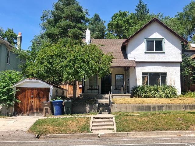867 E 3RD Ave N, Salt Lake City, UT 84103 (#1621064) :: Bustos Real Estate | Keller Williams Utah Realtors