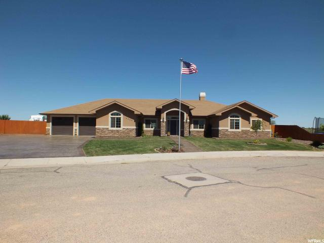 4369 N 2475 W, Cedar City, UT 84721 (#1621068) :: Exit Realty Success