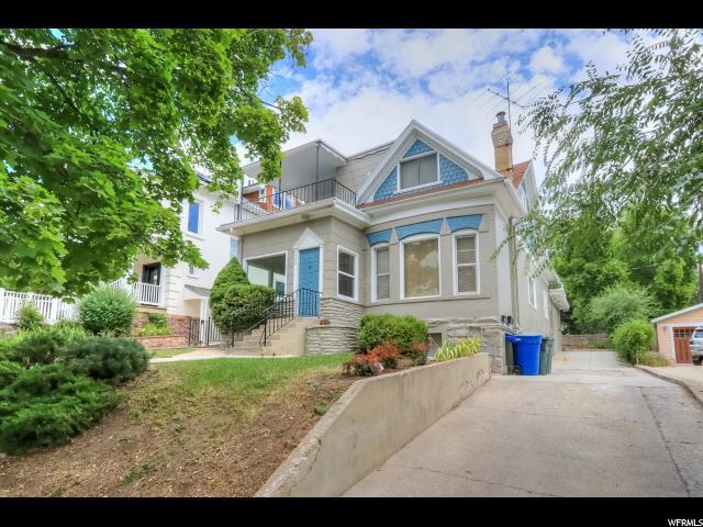324 N L St E, Salt Lake City, UT 84103 (#1621083) :: Bustos Real Estate | Keller Williams Utah Realtors