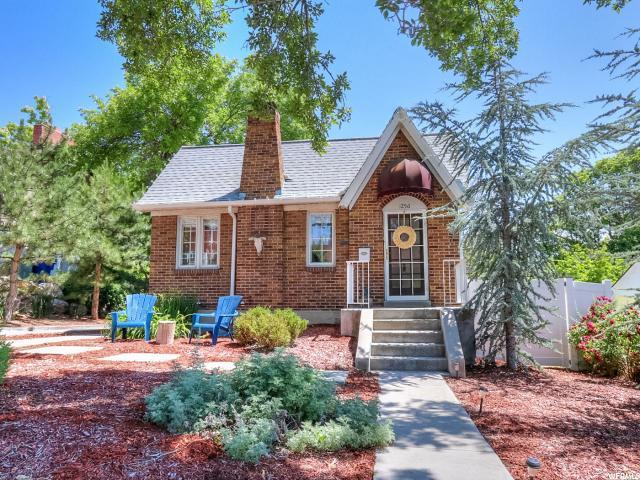 1256 E Sherman Ave, Salt Lake City, UT 84105 (#1621084) :: Pearson & Associates Real Estate
