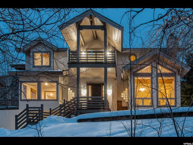 2516 W Daybreaker Dr, Park City, UT 84098 (MLS #1621102) :: High Country Properties