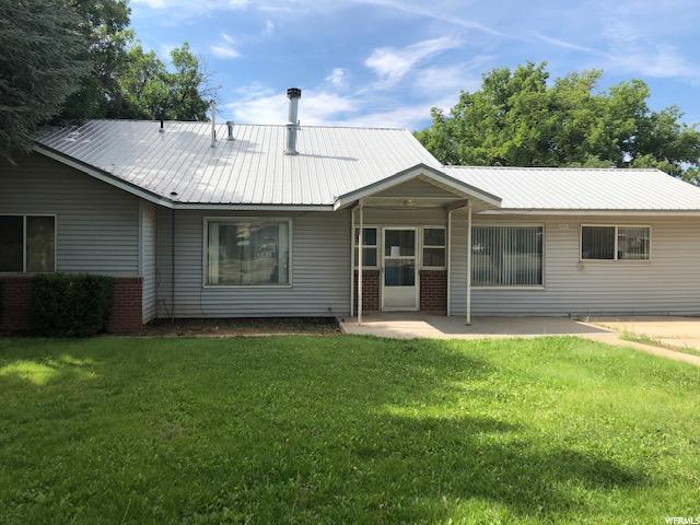 95 W 500 S, Blanding, UT 84511 (#1621130) :: Bustos Real Estate | Keller Williams Utah Realtors