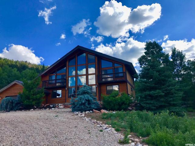 4896 E Targhee Dr #601, Oakley, UT 84055 (MLS #1621158) :: High Country Properties