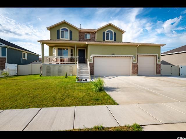 4367 W 5300 S, Hooper, UT 84315 (#1621251) :: Doxey Real Estate Group