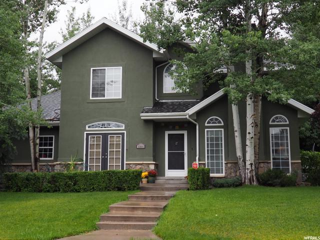 1364 Settlement Dr, Park City, UT 84098 (MLS #1621272) :: High Country Properties