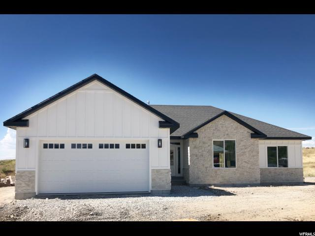 463 E Canyon Rim Rd N, Smithfield, UT 84335 (#1621434) :: Colemere Realty Associates
