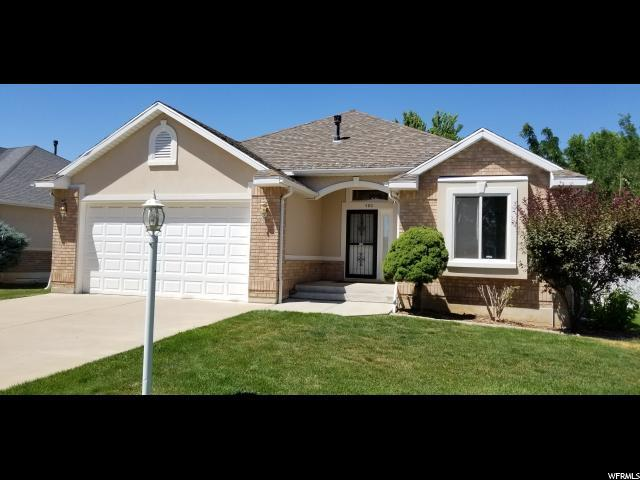 580 W Willow Bend Ln, Layton, UT 84041 (#1621471) :: Exit Realty Success