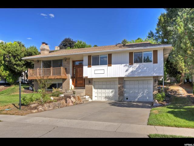 2408 E Catalina Dr S, Cottonwood Heights, UT 84121 (#1621526) :: Keller Williams Legacy