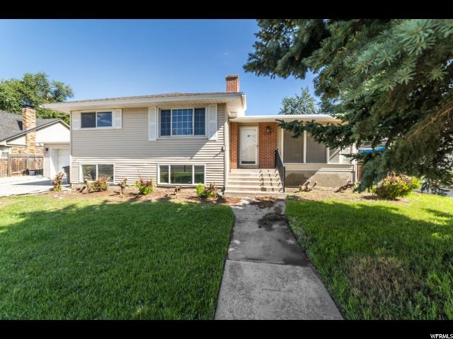 1245 E 6600 S, Salt Lake City, UT 84121 (#1621530) :: RE/MAX Equity
