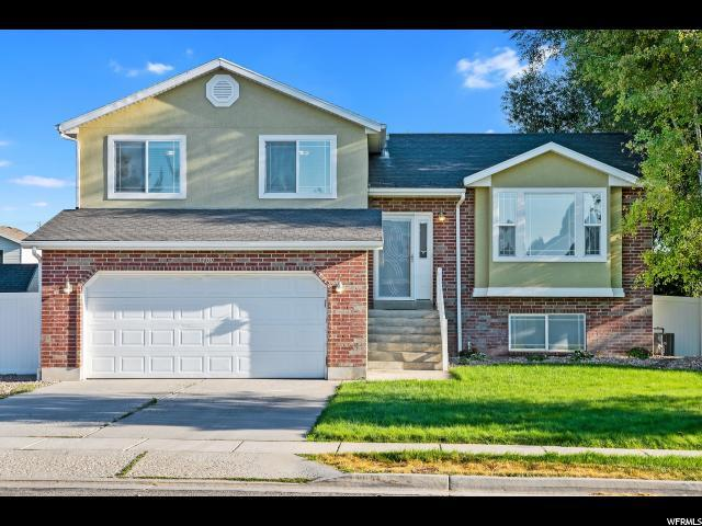 1709 W 350 N, West Point, UT 84015 (#1621557) :: Doxey Real Estate Group