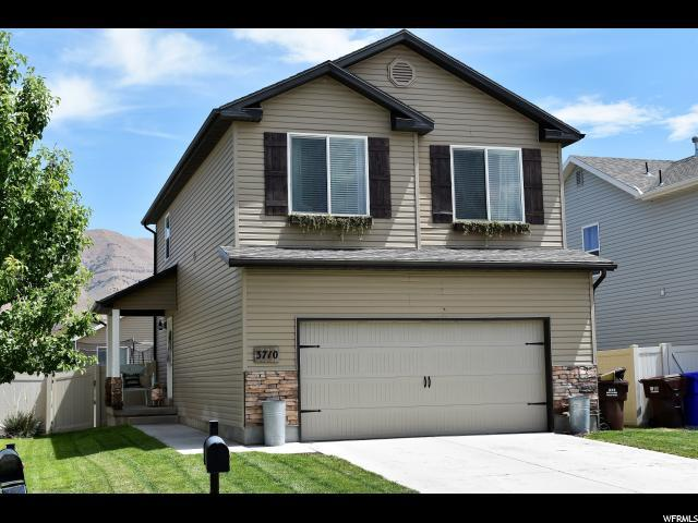3710 N Tumwater West Dr W, Eagle Mountain, UT 84005 (#1621589) :: Exit Realty Success