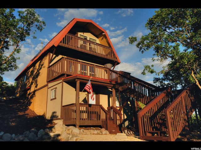 1630 S Cedar Hollow Ct S #870, Heber City, UT 84032 (MLS #1621608) :: High Country Properties