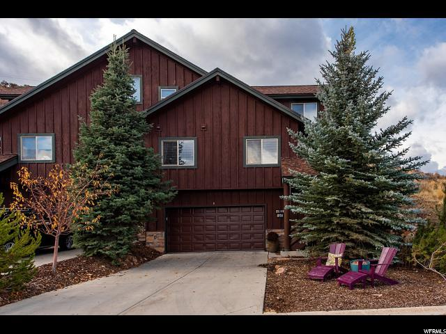 5256 Cove Canyon Dr B, Park City, UT 84098 (#1621744) :: The Fields Team