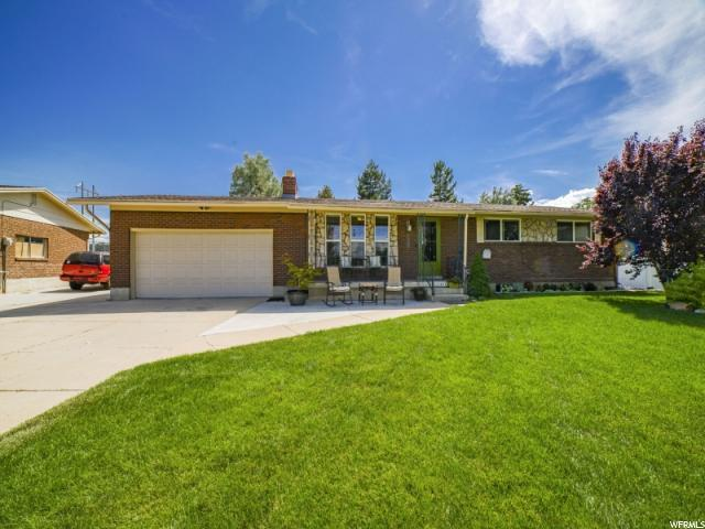 2301 W 4550 S, Roy, UT 84067 (#1621750) :: Colemere Realty Associates