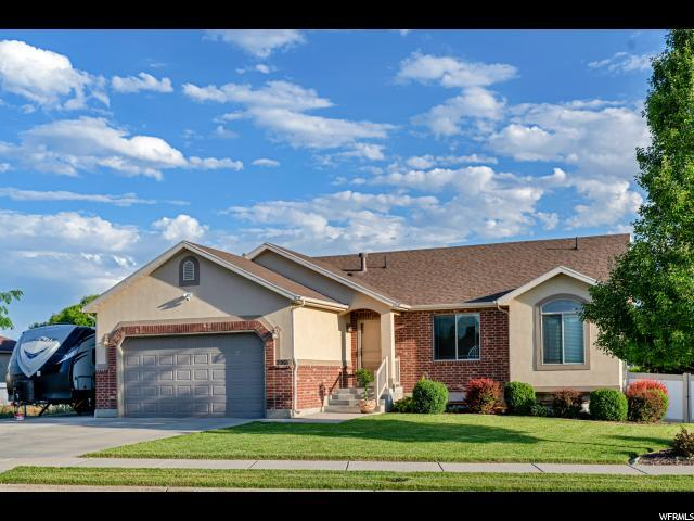 3501 W 1500 N, West Point, UT 84015 (#1621760) :: Doxey Real Estate Group