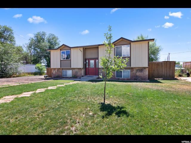 880 E 300 N, Roosevelt, UT 84066 (#1621787) :: Red Sign Team