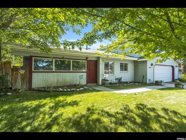 7301 S 2825 E, Cottonwood Heights, UT 84121 (#1621835) :: Exit Realty Success