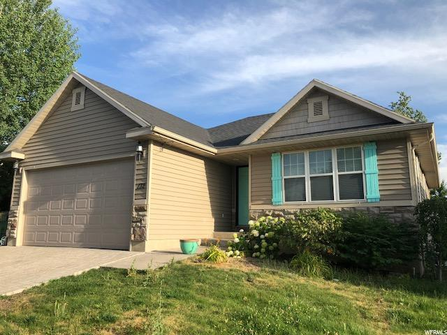 132 E 360 N, Providence, UT 84332 (#1621850) :: Exit Realty Success