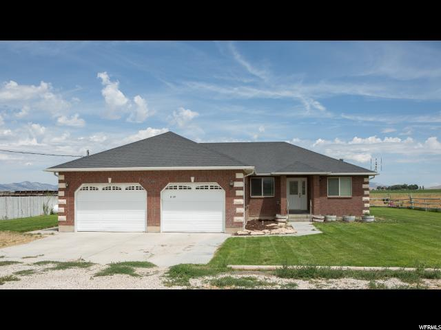 60 E Sunflower Ln, Axtell, UT 84621 (#1621861) :: Red Sign Team