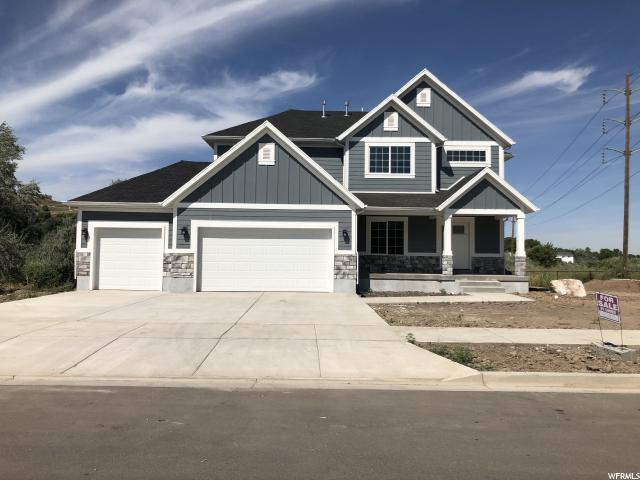6485 S Silver Oak Ln, South Weber, UT 84405 (#1621890) :: Doxey Real Estate Group