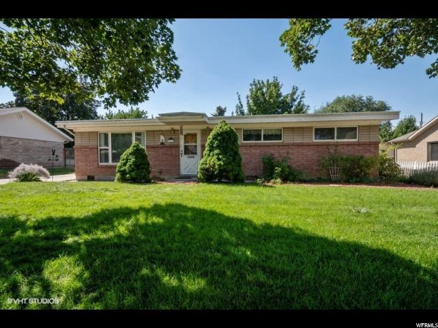 2218 E 6675 S, Cottonwood Heights, UT 84121 (#1621906) :: Exit Realty Success