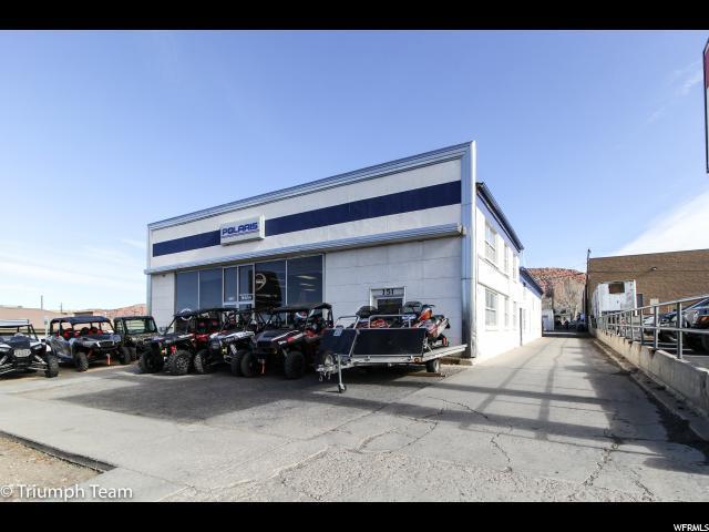 151 S Main St, Cedar City, UT 84720 (#1621939) :: The Canovo Group